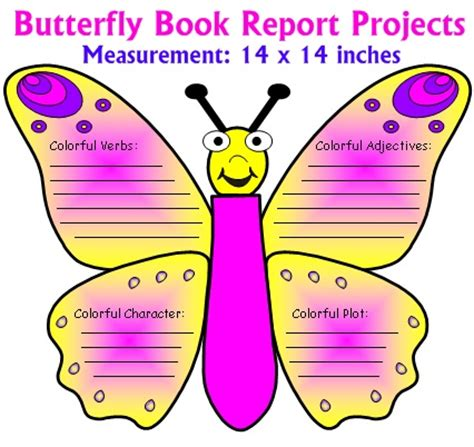 Free sample of book reports